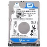 西部数据 蓝盘 500G 5400转8M SATA3 7mm笔记本硬盘(5000LPVX)