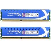 金士顿 骇客神条 Genesis系列 DDR3 1600 8GB(4Gx2条)台式机内存(KHX1600C9D3K2/8GX)