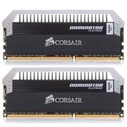 海盗船 统治者铂金 DDR3 1600 8GB(4Gx2条)台式机内存(CMD8GX3M2A1600C9)