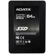 威刚 SP900 64G 2.5英寸 SATA-3固态硬盘 (ASP900S7-64GM)