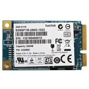 闪迪 X110系列 256GB MSATA企业级固态硬盘(SD6SF1M-256G)