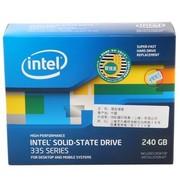 英特尔 335 系列 240G 2.5英寸 SATA-3固态硬盘 (SSDSC2CT240A4K5)(英文包)