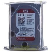 西部数据 红盘 2TB SATA6Gb/s 64M 台式机硬盘(20EFRX)
