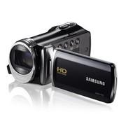 三星 HMX-F90 家用高清闪存数码摄像机 黑色