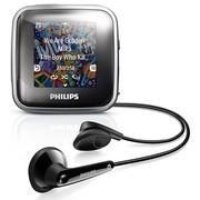 飞利浦 SA2SPK04SFZ/93 MP3 播放器 4G 银色