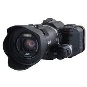 JVC GC-P100BAC 高速摄录一体机 (1200万像素 F1.2超大光圈 高达36Mbps码流 3种高清格式)