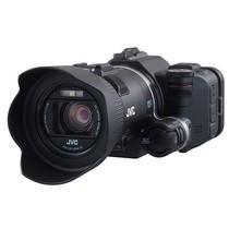 JVC GC-P100BAC 高速摄录一体机 (1200万像素 F1.2超大光圈 高达36Mbps码流 3种高清格式)产品图片主图