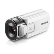 三星 HMX-Q30 便携式高清闪存摄像机 白色