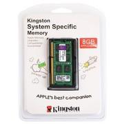 金士顿 系统指定 DDR3 1600 8GB 苹果(APPLE)笔记本专用内存(KTA-MB1600/8GFR)