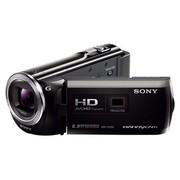 索尼 HDR-PJ390E 投影高清数码摄像机 黑色(239万像素 3英寸屏 30倍光学变焦 32G内存)