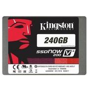 金士顿 V+200 240G SATA3 7MM固态硬盘