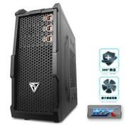 至睿 战警GT10标准版机箱 (双USB3.0+5个风扇+全防尘)