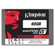 金士顿 V+200 60G SATA3 7MM固态硬盘