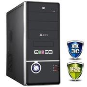 金河田 电脑机箱 8511B  黑色(含355WB额定230W电源)