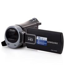 三星 HMX-H405 全高清闪存数码摄像机(黑色)产品图片主图