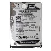 西部数据 黑盘 500G SATA3Gb/s 7200转16M 笔记本硬盘(5000BPKT)