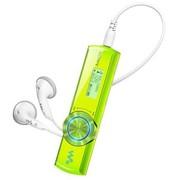 索尼 NWZ-B172F MP3 柠檬绿