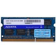 威刚 万紫千红 DDR3 1333 4G 笔记本内存