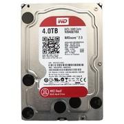 西部数据 红盘 4TB SATA3 64M 台式机硬盘(40EFRX)