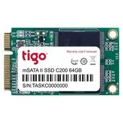金泰克 C200 64G mSATA固态硬盘