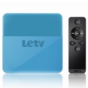 乐视 TV(Letv)C1S 高清播放机(含1年网高级VIP视听体验) 盒子 彩壳蓝  无线路由 支持Dobly及DTS