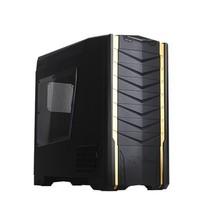 银欣 SST-RV03B-W 乌鸦系列机箱(消光黑)产品图片主图