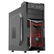 酷冷至尊 毁灭者二代 游戏机箱(ATX/USB3.0/背走线/电源下置/支持SSD)黑色