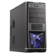酷冷至尊 毁灭者经典U3升级版 游戏机箱(ATX/USB3.0/背走线/电源下置/支持SSD/LED风扇)黑色