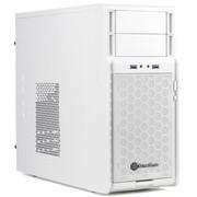 银欣 SST-PS08W 小机箱(正压差设计/散热/防尘)(白色)