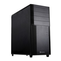 银欣 KL04B 顶级效能直立式机箱(USB3.0/超强多硬盘散热架构)产品图片主图