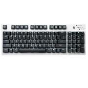 其他 CM STORM 烈焰枪 竞技版 茶轴 游戏机械键盘 白色版