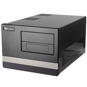 银欣 SG02B-F亚克力版 HTPC机箱(黑色)