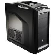 酷冷至尊 侦察兵II 游戏机箱(ATX/USB3.0/背走线/电源下置/支持SSD)黑色