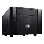 酷冷至尊 魔方130 迷你机箱(Mini-ITX /USB3.0/支持SSD)黑色