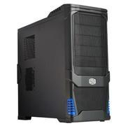 酷冷至尊 开拓者U3普及版 游戏机箱(ATX/USB3.0/背走线/电源下置/支持SSD)黑色