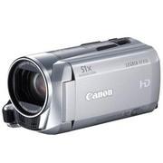 佳能 LEGRIA HF R36 双闪存数码摄像机 银色(328万像素 32倍光学变焦 闪存式 3.0英寸触摸屏)