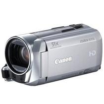 佳能 LEGRIA HF R36 双闪存数码摄像机 银色(328万像素 32倍光学变焦 闪存式 3.0英寸触摸屏)产品图片主图