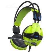 宜博 EHS902 眼镜蛇特别版游戏耳机(绿色)