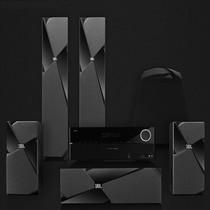 JBL Studio 1系列5.1家庭影院套装 黑色产品图片主图