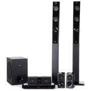 飞利浦 HTB5540D/93 晶晰声效音效 全高清 3D 蓝光家庭影院 (黑色)
