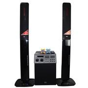 金正 K2(N2109) 2.1声道音柱家庭影院立式音箱卡拉OK音响
