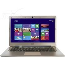 宏碁 S3-391-33224G52add 13.3英寸超极本(i3-3227U/4G/500G+20G SSD/Win8/金)产品图片主图