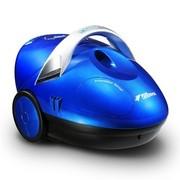 德尔玛 DX122E 水过滤吸尘器 (电光蓝)