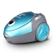 德尔玛 DX101B 尘袋式家用  吸尘器