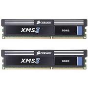 海盗船 追击者 DDR3 1600 8GB(4Gx2条)台式机内存(CMX8GX3M2A1600C9)