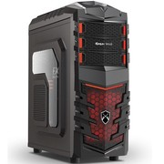 长城 先锋官 游戏机箱 (前置USB3.0/超长显卡/背部走线/钢网防尘)