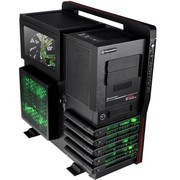Thermaltake Level 10 GT LCS 2.0 水冷版(VN10031W2N-B)机箱(独特硬盘槽/支持长显卡/含水冷系统)