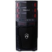 长城 侦查员 游戏机箱 (前置USB3.0/内部红化/背部走线/钢网防尘)