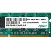 宇瞻 经典 DDR2 800 1G 笔记本内存