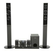 松下 SC-XH75GK-K DVD套装音响系统 黑色
